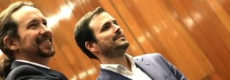 Iglesias y Garzón quieren convertir UP en un partido