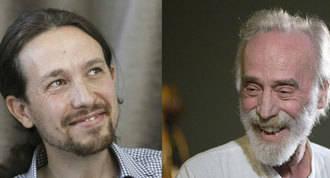 Iglesias (Podemos) canta con Krahe el `Cuevo Ingenuo´ para denunciar la sumisión del PSOE a Merkel