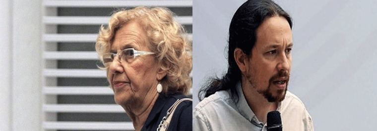 Iglesias se aleja de Carmena y apoya la candidatura de Sánchez Mato