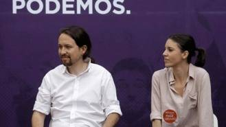 Iglesias y Montero, sábado de `RebelDIA´ en Alcorcón por 'el derecho a tener derechos'