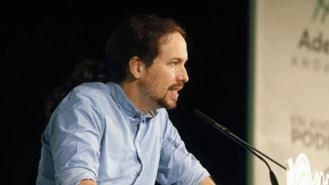 Iglesias hace autocrítica y llama a PDeCAT y ERC a sumarse a un 'frente antifascista'