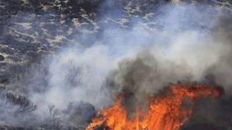 Una trabajadora municipal presunta autorra de 10 incendios en Pelayos
