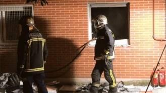 Una mujer de 44 años y movilidad reducida fafllece en el incendio de su vivienda