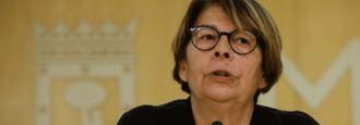 Sábanes al alcalde de Alcorcón: 'Chantajes y amenazas, las mínimas'
