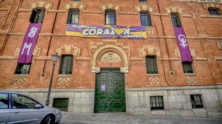 Desalojada La Ingobernable, el edificio okupado desde marzo en Alberto Bosch