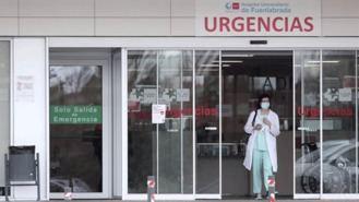 Hospitales de la zona Sur rebasan el millar de ingresos Covid, con 141 en UCI