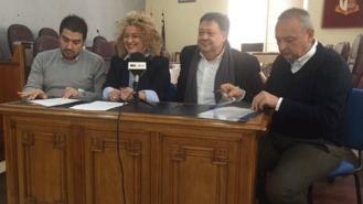 Dos ediles de IN-PAR entran en el Gobierno del PSOE tras un acuerdo social