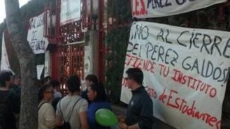 AMPA del Pérez Galdós llama a registrar cartas para pedir a los diputados que paralicen el cierre