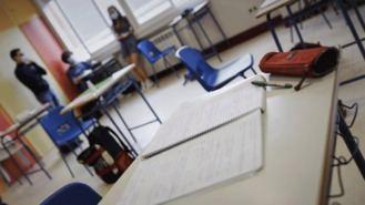 Los institutos reabren con 243.769 alumnos en regimen semipresencial y cámaras de grabación