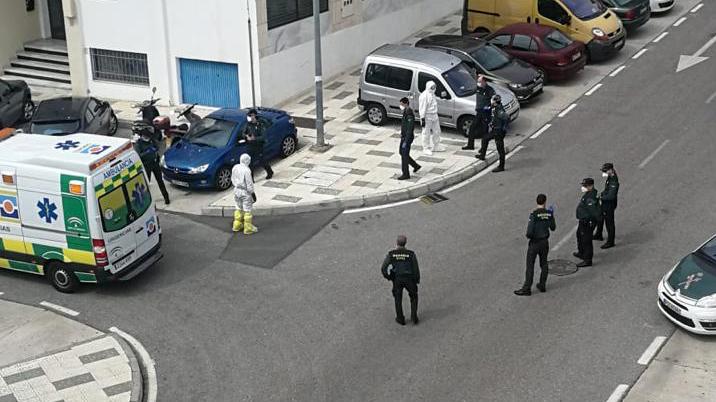 Interceptado en Nerja un hombre con conoravirus escapado de La Paz