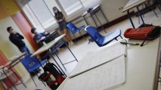 CC.OO pide una inversión para educación de entre 424 M y 981 M