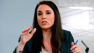 Irene Montero supera el coronavirus tras 42 días y participa en el Consejo de Ministros