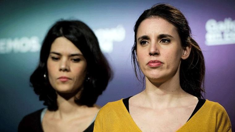 PP y Vox cargan contra la ministra de Igualdad por contratar a