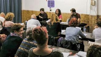 La asamblea de IU descarta una alianza con Podemos para las municipales de 2019
