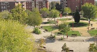 Denuncian abandono de las zonas verdes de los nuevos barrios
