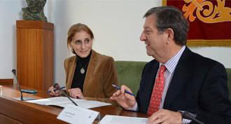 Convenio de Colaboración Ayuntamiento y Fundación Jardines de España
