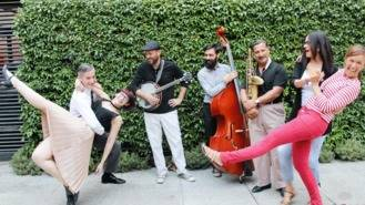 Madrid será durante cuatro días la capital internacional del jazz y swing