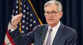 Jerome Powell, presidente de la Reserva Federal norteamericana.