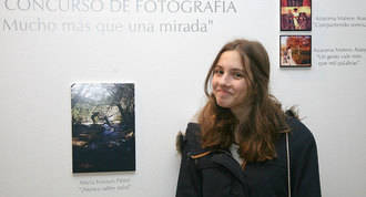 María Irurzun gana el I Concurso de Fotograía Solidaria