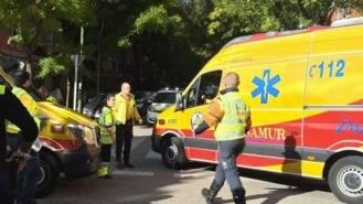 Un joven de 26 años herido muy grave durante una pelea con su pareja en su domicilio