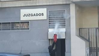Una sede judicial de Torrejón cierra temporalmente por riesgo para la salud