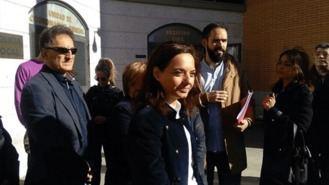 Aplazada la declaración de la alcaldesa en los juzgados por los vertidos ilegales al Manzanares
