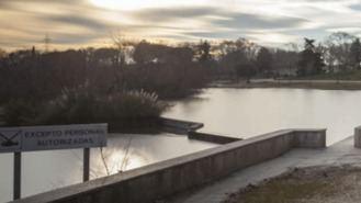 Hallan el cadáver de una mujer de 70 años en el lago de Polvoranca
