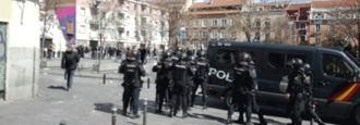 El polvorín de Lavapiés: Nuevos disturbios y cargas policiales