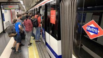 Metro iniciará el lunes las obras en la L12, cortará el tramo entre el Hospital y el Conservartorio