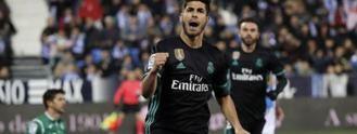 La suerte impide al Leganés ganar a un mal Madrid