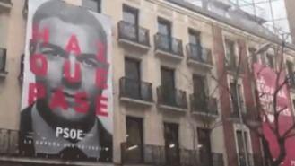 Sánchez presenta el lema de campaña apelando a la movilización, 'un voto puede decidirlo todo'
