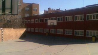 Padres del Liceo San Pablo piden la retirada del amianto en edificdio de Infantil y Primaria
