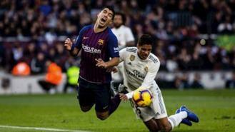 LaLiga pide al RFEF cambiar el Barça-Madrid del 26-O al Bernabéu