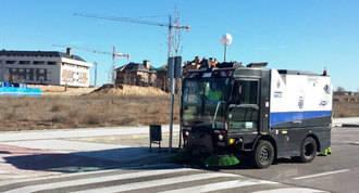 El Ayuntamiento se hace cargo de la limpieza viaria