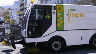 Los trabajadores de la limpieza viaria comenzarán una huelga indefinida el día 3 de enero