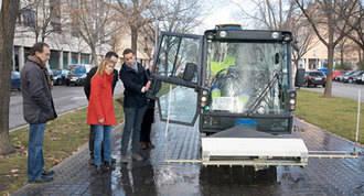 8.000 € de sanción para la adjudicataria de la limpieza viaria