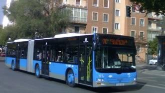 EMT: Dos líneas exprés conectarán San Blas y Barajas con el Ramón y Cajal