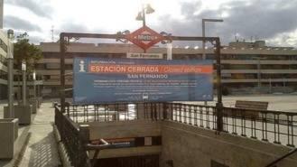 Metro reabre la línea 7b tras finalizar la consolidación del terreno