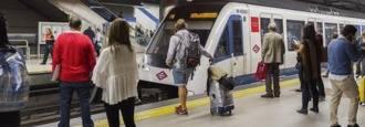 La línea 8 de Metro que lleva al aeropuerto reabre este miércoles