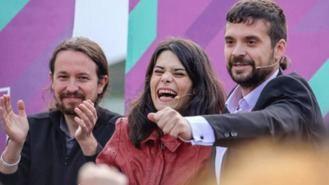 La lista de Iglesias a primarias: Serra (2), Santos (3), Gimeno (4) y la hija de Vestrynge (9)
