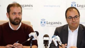 El alcalde socialista da más poder al líder de Mas Madrid en Leganés