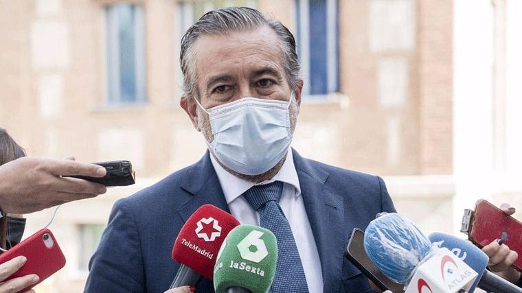 El PSOE pide interrogar al consejero de Justicia de Ayuso en la `comisión Kitchen ´del Congreso