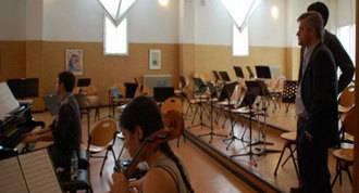 Lucas denuncia el abandono de la Comunidad del Conservatorio