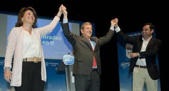 La lista de Rajoy barre a sus rivales con más del doble de los votos que el segundo, Ciudadanos