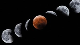 El eclipse total de Luna más largo del siglo se verá este viernes