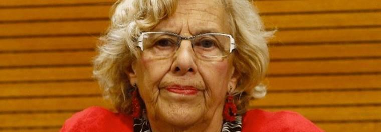 Carmena:' He metido la pata' al utilizar el vehículo privado