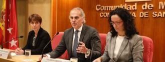 Confirmados dos casos de coronavirus en la Comunidad de Madrid