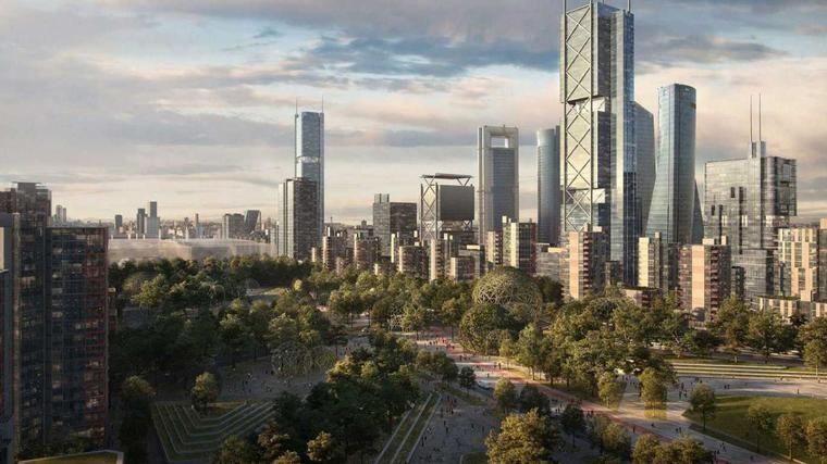 El Gobierno regional da luz verde definitiva a Madrid Nuevo Norte