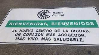 Madrid prohibirá el tráfico privado en el centro desde noviembre