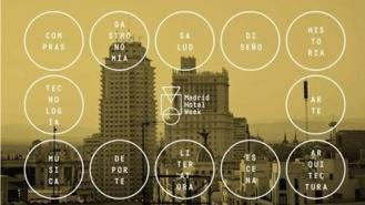 Más de 30 actividades en 50 hoteles en la 'Madrid Hotel Week'